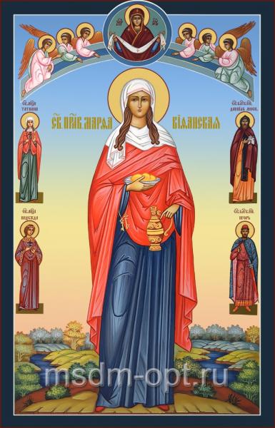 Марфа Вифанская праведная, мироносица, икона (арт.04822)