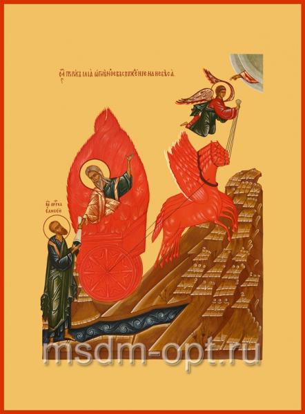 Илия пророк, икона (арт.482)