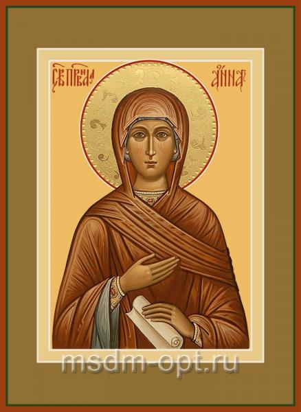 Святая праведная Анна, мать Пресвятой Богородицы, икона (арт.04830 2-с)
