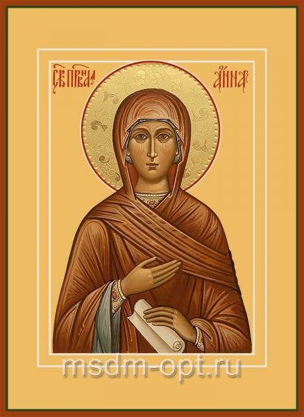 Святая праведная Анна, мать Пресвятой Богородицы, икона (арт.04830)