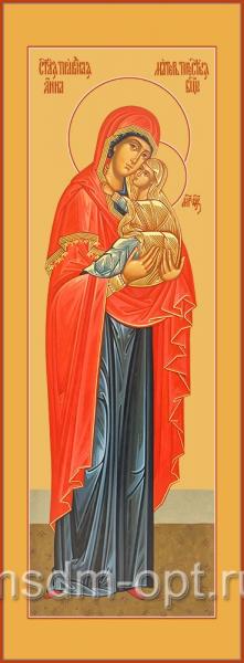 Анна, мать Пресвятой Богородицы, праведная, икона (арт.04835)