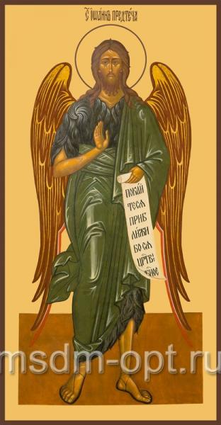 Иоанн Предтеча Креститель Господень, икона (арт.00483)