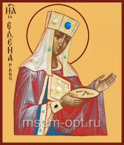 Елена равноапостольная царица, икона (арт.497)