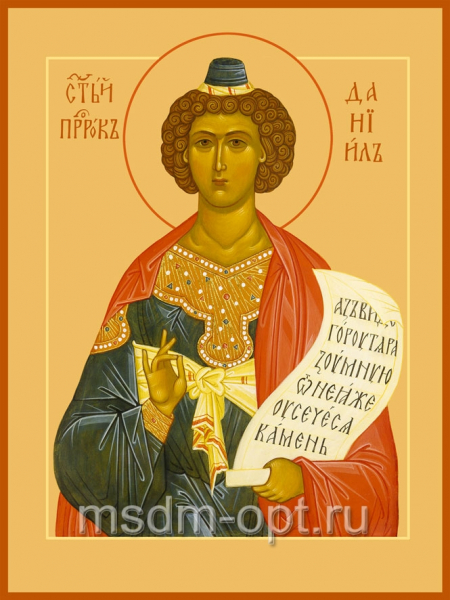 Даниил пророк, икона (арт.499)