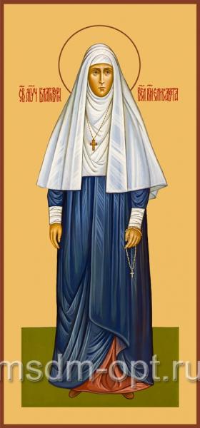 Елисавета преподобномученица, великая княгиня, икона (арт.514)