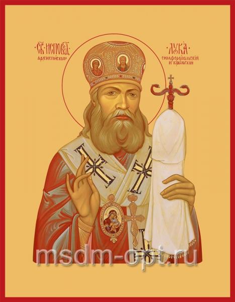 Лука святитель, исповедник, архиепископ Крымский
