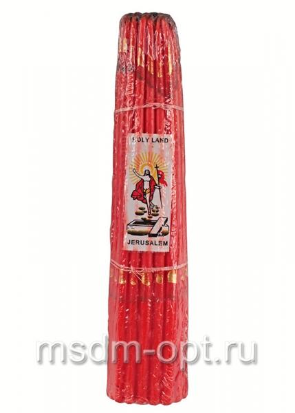 Свечи Иерусалимские (красные)