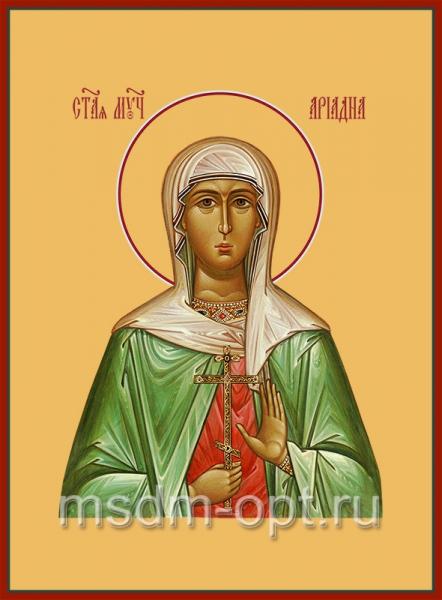 Ариадна Промисская мученица, икона (арт.555)