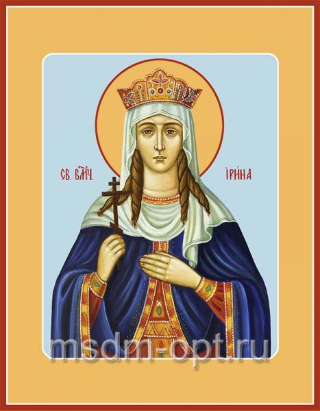 Ирина мученица, икона (арт.557)