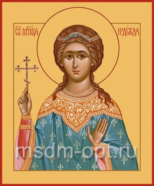 Надежда мученица, икона (арт.562)