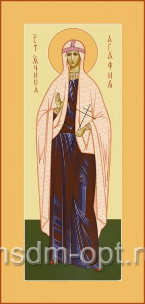 Агафия мученица, икона (арт.577)