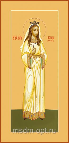 Мария Романова мученица, царевна, икона (арт.590)