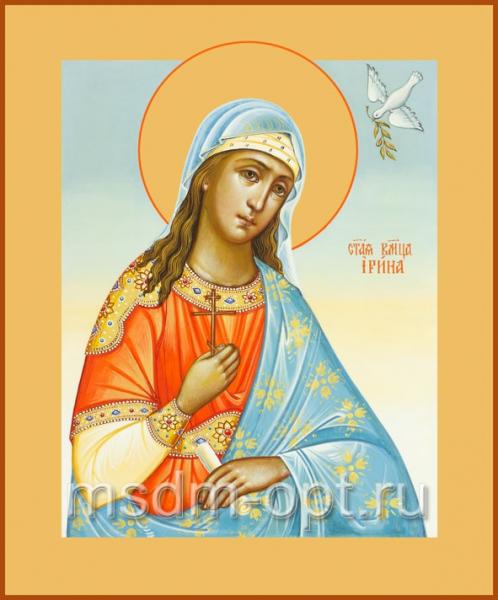 Ирина великомученица, икона (арт.596)