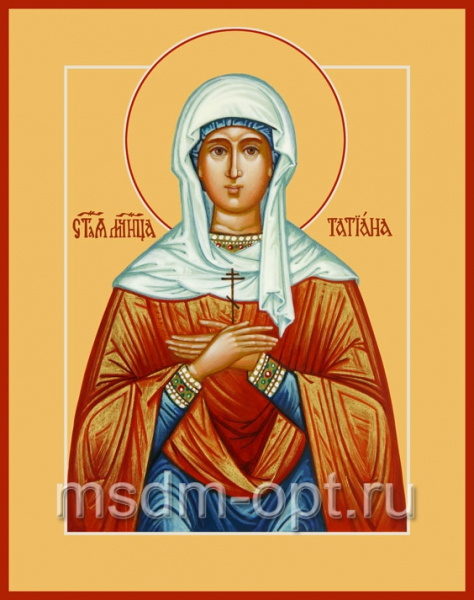 Татиана мученица, икона (арт.598)