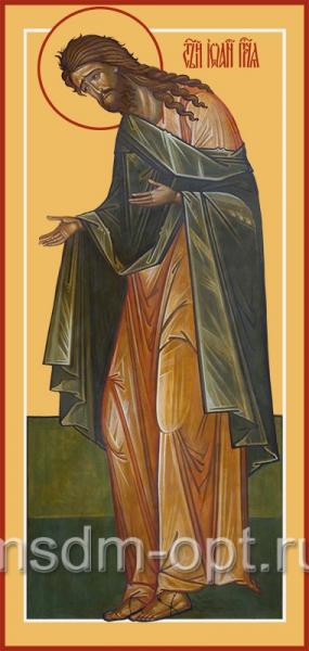 Иоанн Предтеча Креститель Господень