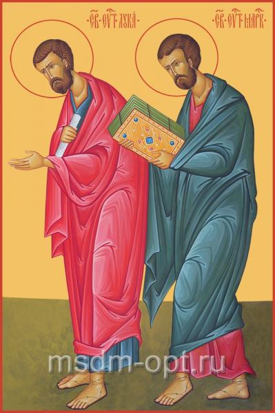 Лука и Марк апостолы