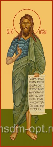 Предтеча Креститель Господень, икона