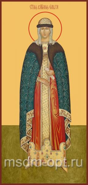 Ольга равноапостольная великая княгиня, икона