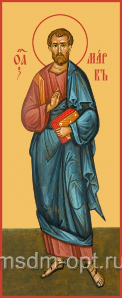 Марк апостол, икона