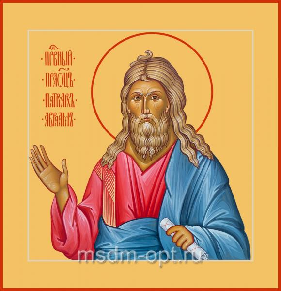 Авраам, праотец, икона