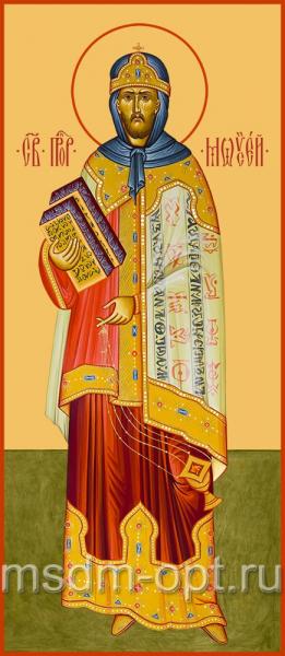 Моисей пророк, икона
