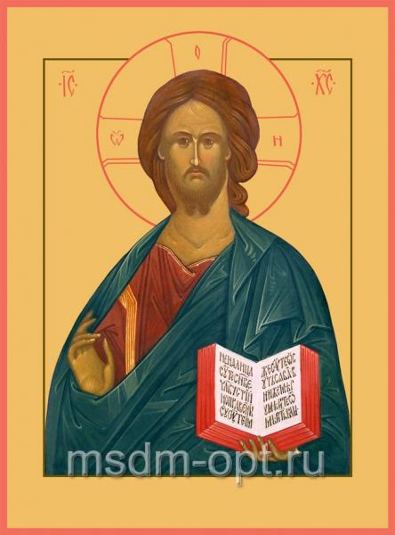 Господь Вседержитель икона (арт.6102)