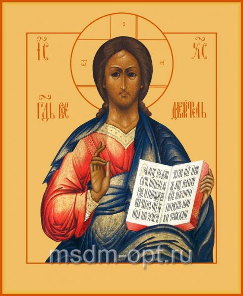 Господь Вседержитель икона (арт.6106)