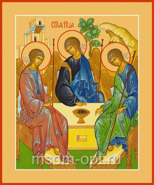 Святая Троица икона (арт.6113)