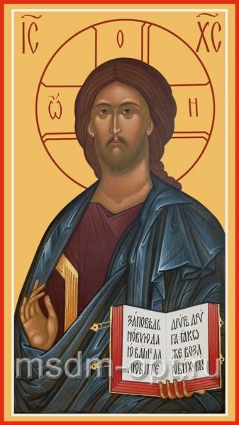 Господь Вседержитель икона (арт.6120)