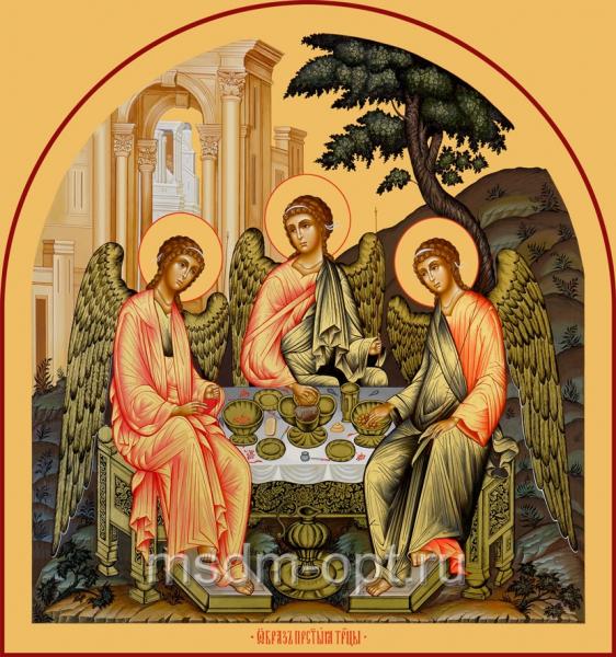 Святая Троица икона (арт.6121)