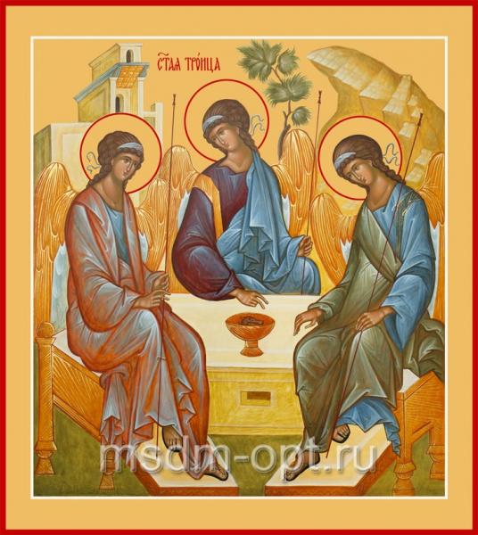 Святая Троица икона (арт.6130)