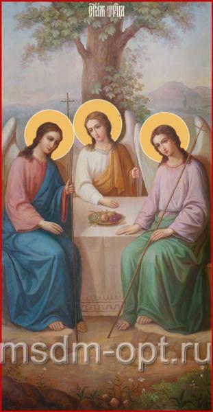 Святая Троица икона (арт. 6131)