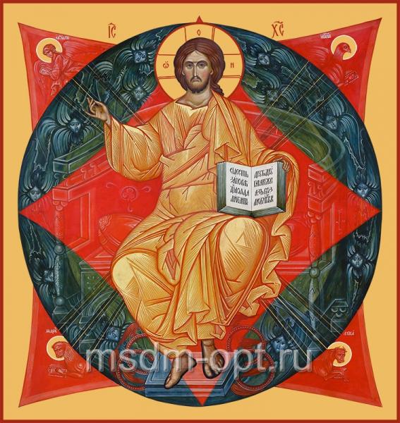 Спас в Силах икона