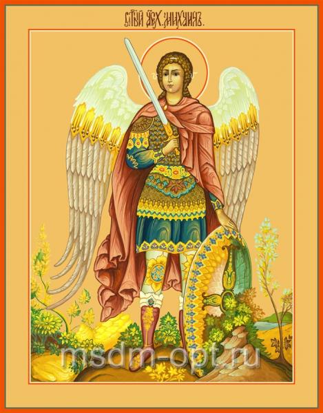 Михаил архангел, икона (арт.6152)