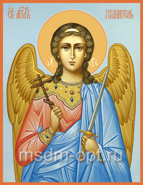 Ангел Хранитель, икона (арт.6157)