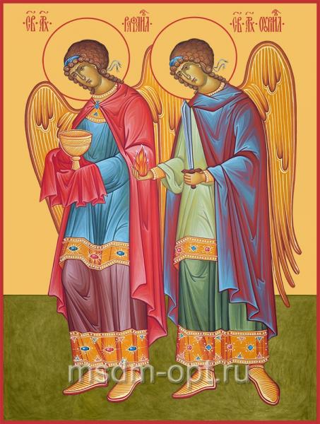 Рафаил и Уриил архангелы