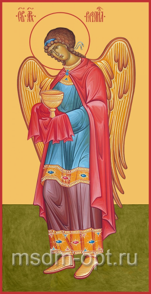 Рафаил архангел, икона