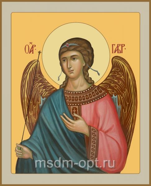 Гавриил архангел, икона