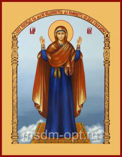 Нерушимая Стена икона Божией Матери (арт.6202)