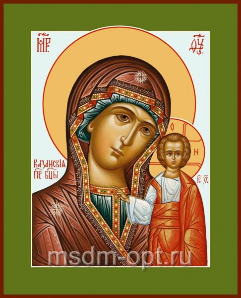 Казанская икона Божией Матери (арт.6207)
