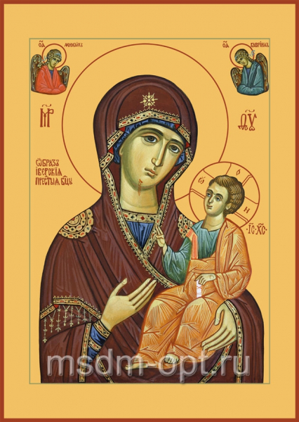 Иверская икона Божией Матери (арт.6212)