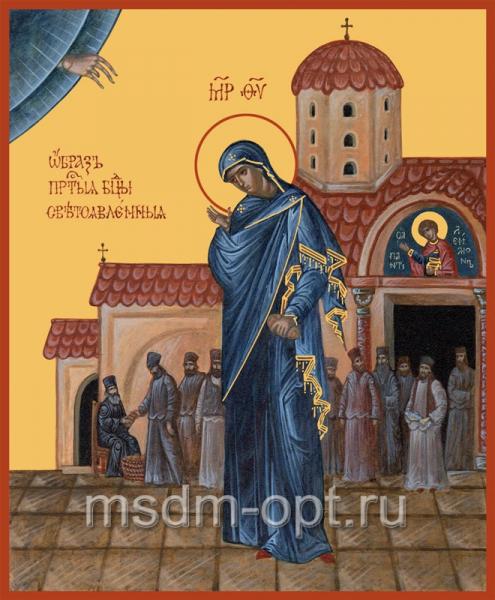 Светоявленная икона Божией Матери (арт.6217)