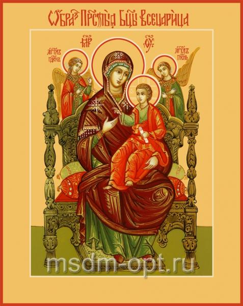 Всецарица икона Божией Матери (арт.6221)