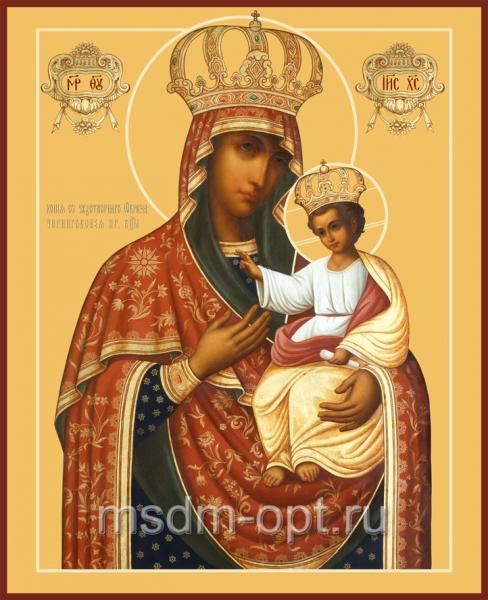 Черниговская икона Божией Матери (арт.6229)