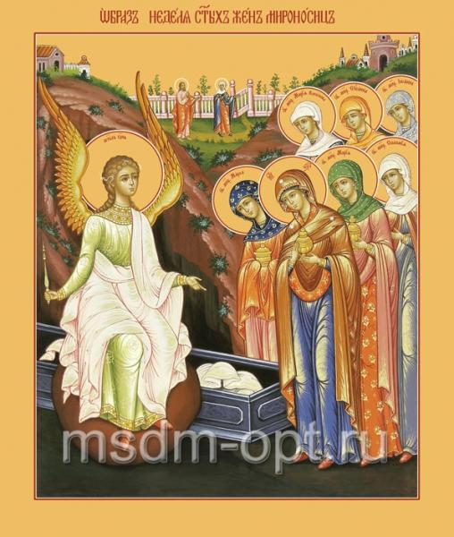 Жены-мироносицы, икона (арт.622)