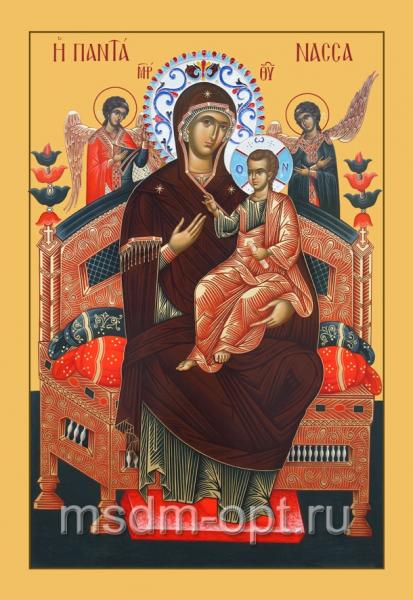 Всецарица икона Божией Матери (арт.06231)