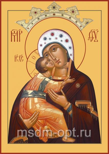Владимирская икона Божией Матери (арт.6240)