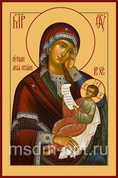 Утоли моя печали икона Божией Матери (арт.06252)