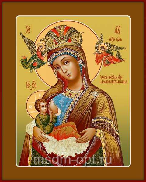 Млекопитательница икона Божией Матери