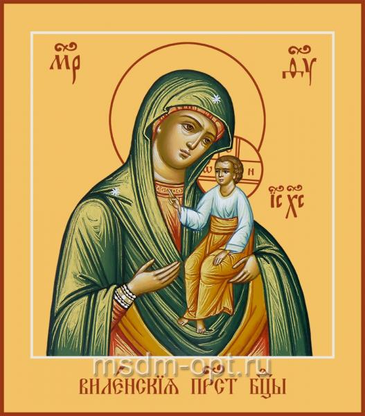 Виленская икона Божией Матери
